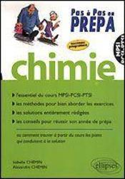 Chimie Mpsi-Pcsi-Ptsi Essentiel Du Cours Methodes Solutions Conseils Pour Reussir Son Annee De Prepa - Intérieur - Format classique