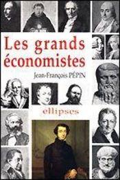 Les Grands Economistes - Intérieur - Format classique