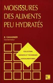 Moisissures des aliments peu hydrates (collection staa) - Couverture - Format classique