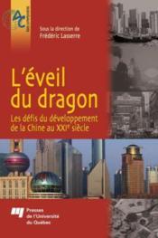 Éveil du dragon ; les défis du développement de la Chine au XXI siècle - Couverture - Format classique