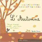 L'automne - Couverture - Format classique