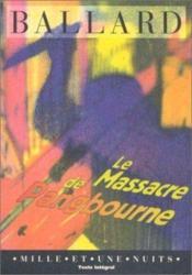 Le massacre de Pangbourne - Couverture - Format classique