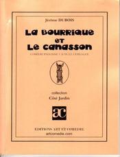 La bourrique et le canasson - Intérieur - Format classique