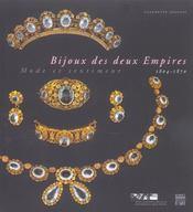 Bijoux Des Deux Empires. 1804-1870 ; Mode Et Sentiment - Intérieur - Format classique