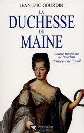 La Duchesse Du Maine - Intérieur - Format classique