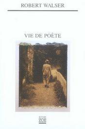 Vie de poète - Intérieur - Format classique