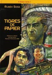 Tigre de papier - Intérieur - Format classique
