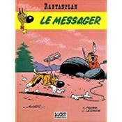 Rantanplan t.9 ; le messager - Couverture - Format classique