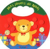 My christmas toy box - Couverture - Format classique