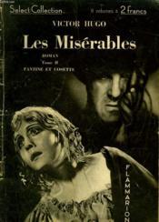 Les Miserables. Tome 2. Collection : Select Collection N° 35 - Couverture - Format classique