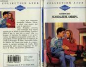 Scandaleuse Sabrina - Whisper Of Scandale - Couverture - Format classique