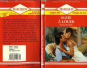 Mari A Louer - A Man Around The House - Couverture - Format classique