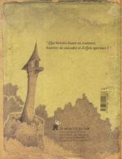 Le chevalier noir - 4ème de couverture - Format classique