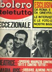 Bolero Film Teletutto - N°1070 - Couverture - Format classique