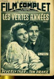 Le Nouveau Film Complet N° 51 - Les Vertes Annees - Couverture - Format classique