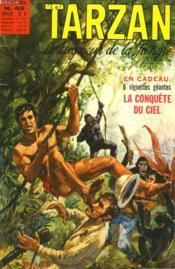 Tazran - Le Seigneur De La Jungle - Mensuel N°45 - Couverture - Format classique
