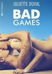 Vente  Bad games  - Juliette Duval