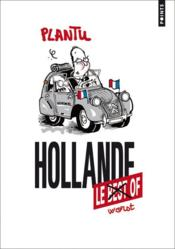 Vente livre :  Best of Hollande  - Plantu