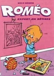 Romeo T.1; Expert En Betises - Couverture - Format classique