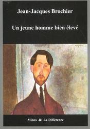 Un Jeune Homme Bien Eleve - Intérieur - Format classique