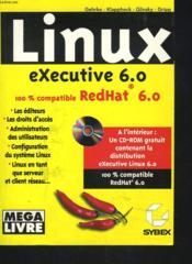 Linux Redhat 6 Megalivre - Couverture - Format classique