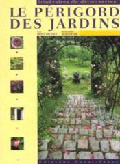 Le Perigord Des Jardins - Couverture - Format classique