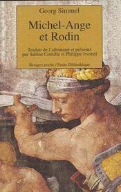 Michel-Ange Et Rodin - Intérieur - Format classique