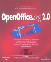 Open office.org version 2.0 - Intérieur - Format classique