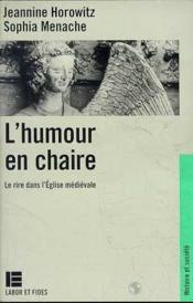 L'Humour En Chaire - Couverture - Format classique