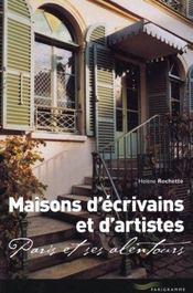 Maisons d'ecrivains et d'artistes ; paris et ses alentours - Intérieur - Format classique