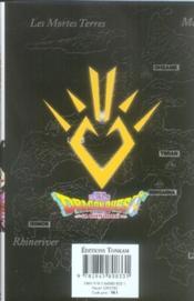 Dragon quest t.1 - 4ème de couverture - Format classique