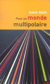 Pour Un Monde Multipolaire - Intérieur - Format classique