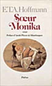Soeur monika - Couverture - Format classique