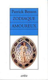 Zodiaque Amoureux - Couverture - Format classique