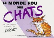 Le monde fou des chats - Intérieur - Format classique
