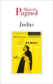 Judas - Couverture - Format classique