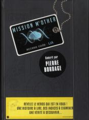 Vente  Mission m'other  - Philippe Coriat - Melanyn - Pierre Bordage