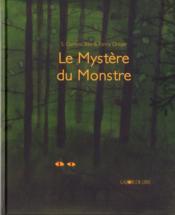 Le mystère du monstre - Couverture - Format classique