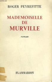 Mademoiselle De Murville. - Couverture - Format classique