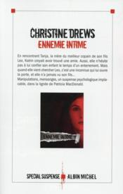 Ennemie intime  - Christine Drews