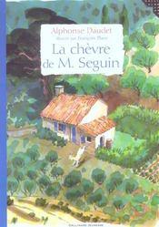La chèvre de M. Seguin - Intérieur - Format classique