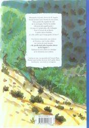La chèvre de M. Seguin - 4ème de couverture - Format classique