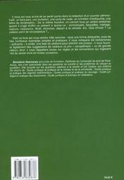 Ecrire Et Offrir En Toutes Circonstances - 4ème de couverture - Format classique