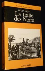 Traite Des Noirs - Couverture - Format classique