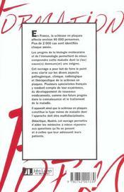 La Sclerose En Plaques - 4ème de couverture - Format classique