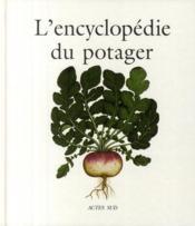 L'encyclopédie du potager - Couverture - Format classique