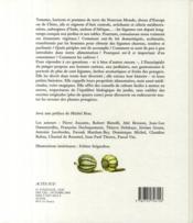 L'encyclopédie du potager - 4ème de couverture - Format classique