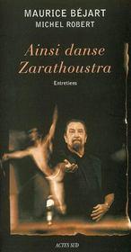 Ainsi Dansait Zarathoustra - Intérieur - Format classique