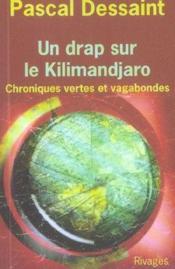 Un Drap Sur Le Kilimandjaro - Couverture - Format classique