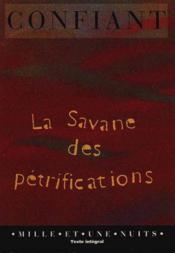 La Savane Des Petrifications - Couverture - Format classique